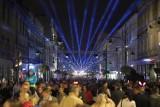 Drugi dzień Festiwalu Światła w Łodzi. Zobacz zdjęcia z Light Move Festival 2019