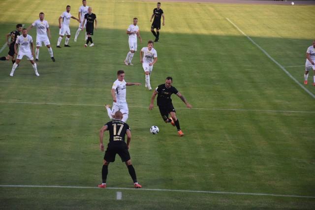 GKS-owi w meczu z Puszczą brakowało nawet klarownych sytuacji.