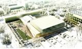 Kraków. Powrót do pomysłu budowy nowej hali Wisły. Zobacz, jak może wyglądać ten obiekt [WIZUALIZACJE]