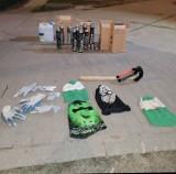 Gdańscy policjanci zatrzymali kilkunastu pseudokibiców. Mają związek z dewastacją stadionu Arki Gdynia