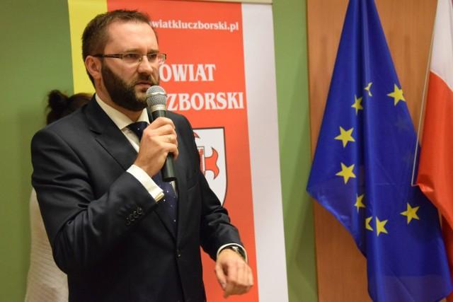 Starostą kluczborskim został Mirosław Birecki.