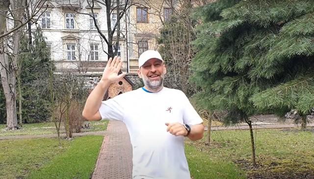 Pomysłodawca Biegu do Pustego Grobu br. Grzegorz Marszałkowski OFMCap zaprasza do biegania w Poniedziałek Wielkanocny 2021 w swojej okolicy i do przysyłania fotek.