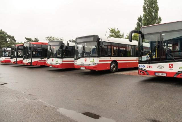 Autobusy MZK Konin przewiozą w środę pasażerów za darmo