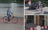 Oto przyłapani przez kamerę Google Street View mieszkańcy Kruszwicy. Rozpoznajesz kogoś? [ZDJĘCIA]