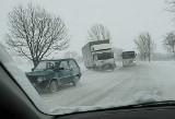 Dziś trudne warunki na drogach
