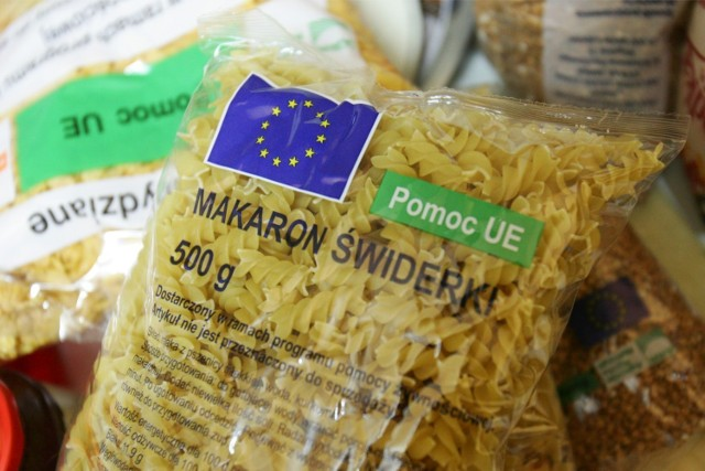 Żywność dla potrzebujących mieszkańców gminy Gardeja wydawana będzie przez trzy dni