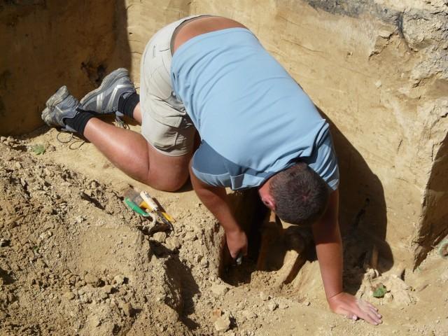 Wykopaliska w Łukowie: Chcą odnaleźć starosłowiański gród