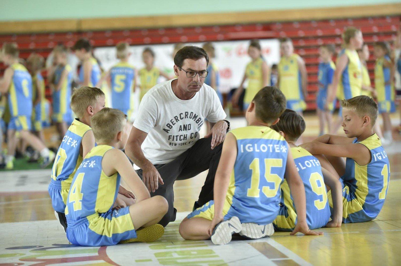 19f6982cda3 Starogard Gd. Skarszewskie zespoły zadebiutowały w festynie Gama Akademia  Koszykówki ZDJĘCIA