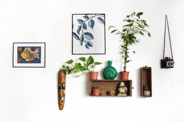 Dobrze dobrane plakaty na ścianie mogą uatrakcyjnić wnętrze