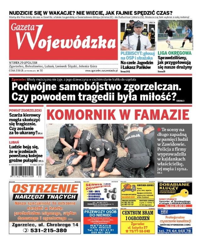 Gazeta Wojewódzka 29.07 - 04.08