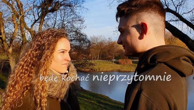 Uczniowie nagrali teledysk do utworu Mieczysława Szcześniaka