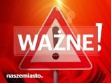 Jaworzno: Pali się naczepa z belami drewna. Autostrada A4 w kierunku Krakowa zablokowana