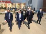 Wojewoda z parlamentarzystami wizytowali krotoszyńskie inwestycje [ZDJĘCIA]