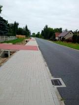 Pleszew. Nowy chodnik gotowy! Mieszkańcy mają powód do zadowolenia