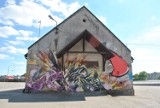Wolsztyn: Murale, graffiti czy zwykłe bohomazy?