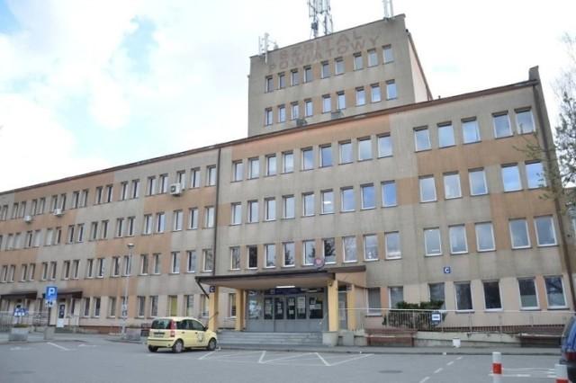 Szpital powiatowy w Brzesku