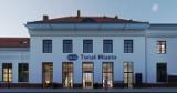 Toruń: Przetarg na remont dworców ogłoszony! Tak mają wyglądać stacje Toruń Miasto i Toruń Wschodni po remoncie [wizualizacje]