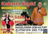 Kabaret Śląski 20.02.2016