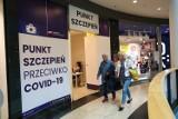 Nowy mobilny punkt szczepień przeciwko koronawirusowi w galerii handlowej. Tym razem to Galeria Kaskada