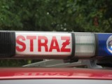 Tragedia w Janowcu Wielkopolskim. W pożarze zginął człowiek
