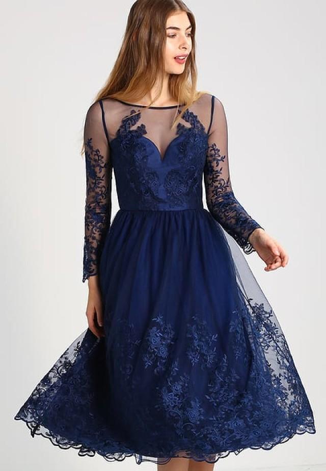 Chi Chi London, 419 zł.   Czytaj też: Najładniejsze sukienki karnawałowe. Zobacz piękne kreacje na karnawał 2017! [DUŻO ZDJĘĆ]