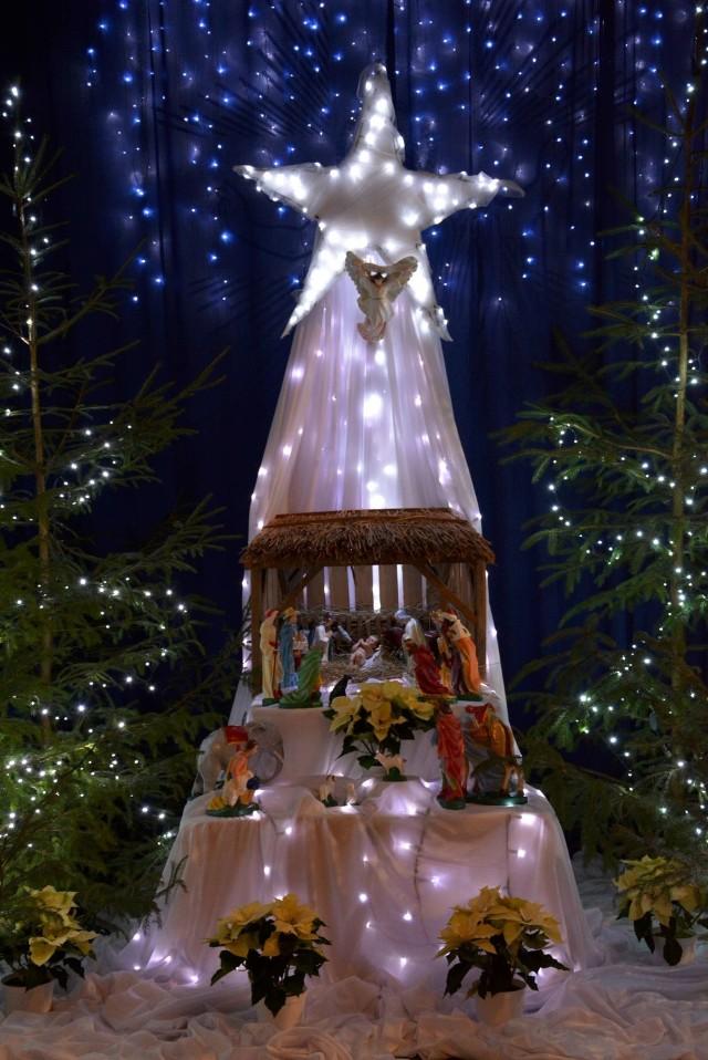 Szopki Bożonarodzeniowe w międzychodzkich kościołach