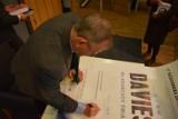 Norman Davies na spotkaniu autorskim w Zduńskiej Woli [zdjęcia i wideo]