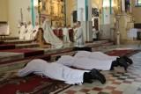 Święcenia diakonatu w trzech parafiach archidiecezji katowickiej
