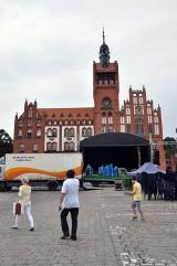 Festiwale w Słupsku: Trwają przygotowania przed weekendowymi imprezami