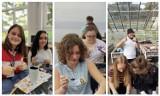 Społeczność Zespołu Szkół RCKU w Trzciance, pomaga Mai
