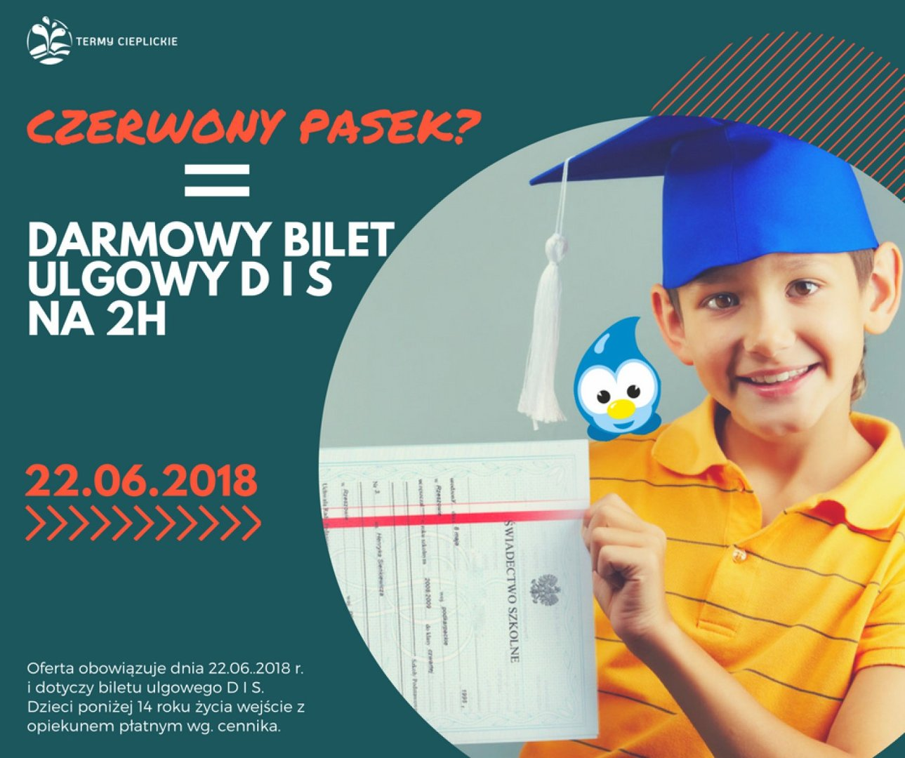 e52967ba9a84a Koniec roku szkolnego - Termy Cieplickie nagradzają najlepszych ...