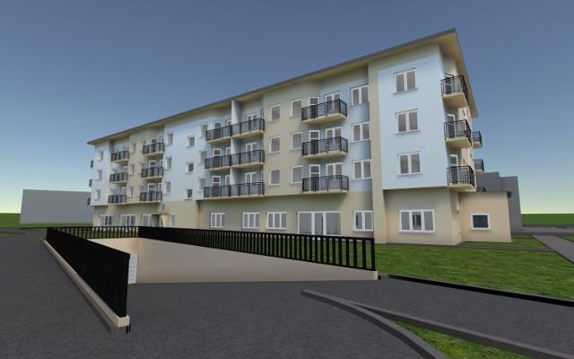 W Świdnicy zbudują 45 nowych mieszkań dla rodzin z dziećmi