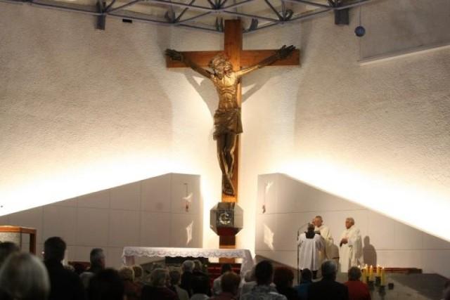 Msza święta za ś.p. Annę Przybylską