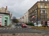 Ulica Wajdy - dawniej Lewartowskiego- w Wałbrzychu. Aktualne zdjęcia!