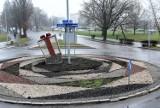 Rondo Braci Pomarańskich w najbliższym czasie zostanie przesunięte, a w przyszłości zaplanowano całkowitą jego likwidację [ZDJĘCIA]