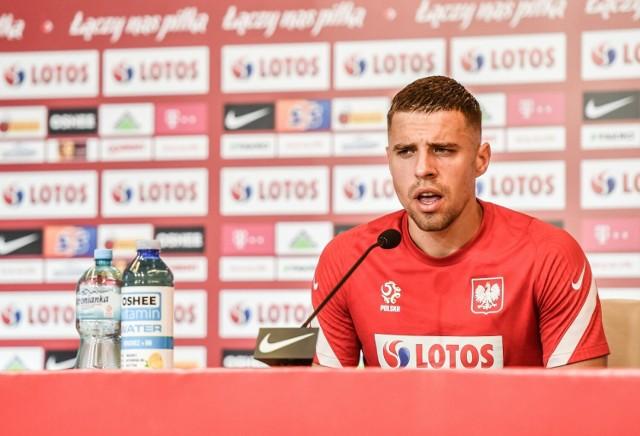 Jan Bednarek będzie do dyspozycji trenera w meczu ze Szwecją