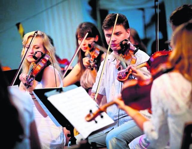 Młooda Filharmonia zagra na Pergoli