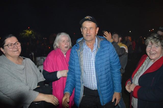Lotnik Waldemar Lekan ze Stalowowolskiego Klubu Balonowego zajął drugie miejsce na Balonowym Babim Lecie
