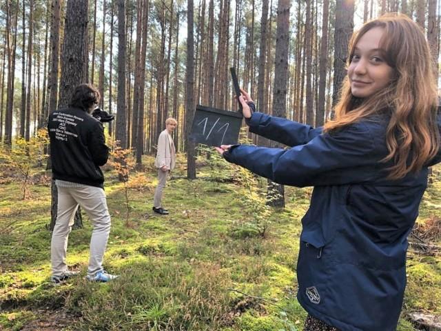 """Film """"Łabędź"""" w reżyserii zielonogórzanki Kaliny Gawrysiak przypomniał słynny list Marcina z Międzyrzecza i wygrał Konkurs Zabytkomania 2020!"""
