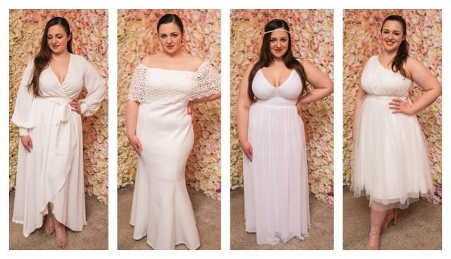 Suknia ślubna wcale nie musi kosztować kilka tysięcy. Oto najpiękniejsze modele sukien z internetu! Kupisz je w sieciówkach i w polskich sklepach internetowych. Kosztują od 100 do 500 zł i zachwycają! W nich każda panna młoda będzie wyglądała pięknie i nie wyda majątku.   Zobacz nasz przegląd białych sukienek na sezon 2021 --->   Jak dobrać suknię ślubną do typu sylwetki? Zobacz program Welon i mucha extra