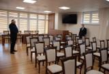 Nowa sala w Urzędzie Stanu Cywilnego w Pińczowie. Tak będzie wyglądać