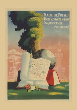 Muzeum Prl Ruda śląska Plakaty Socrealizmu Zdjęcia Ruda