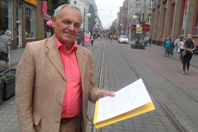 Jan Michalik po latach wraca do prowadzenia działalności gospodarczej