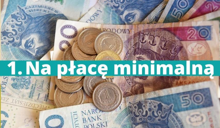 """1. Sposób """"na płacę minimalną""""...."""