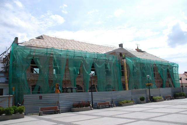 Lubartowski Ośrodek Kultury będzie miał wreszcie swój własny kąt.