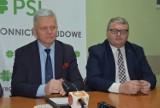 Wielkopolscy parlamentarzyści Polskiego Stronnictwa Ludowego podsumowali 2020 rok
