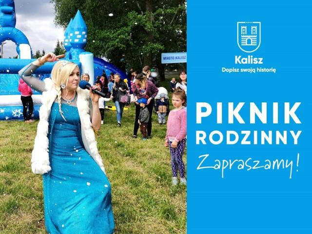 Rodzinny Piknik Międzypokoleniowy odbędzie się w Kaliszu