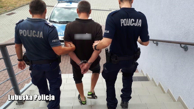 Podejrzany o rozbój w rękach policji. Grozi mu więzienie