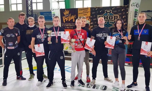 Pianie brylowali na Mistrzostwach Polski K1
