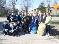 Gm. Pruszcz Gd. Dzień ziemi 2013 z akcjami ekologicznymi, edukacyjnymi